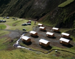 Þakgil camping & cottages