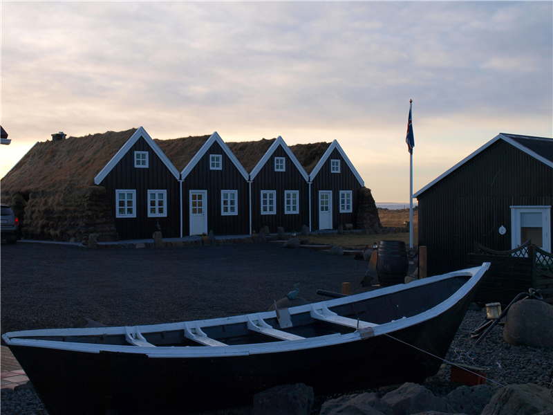 Hlið - Fisherman's Village