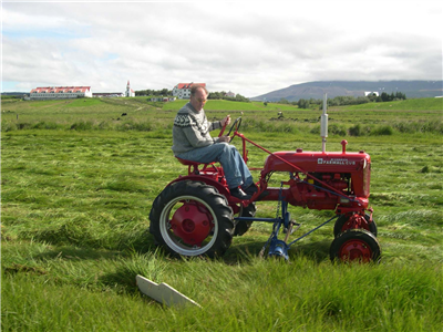 The Agricultural Museum of Iceland