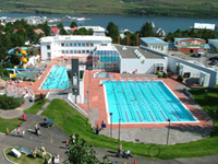 Akureyri Swimming Pool