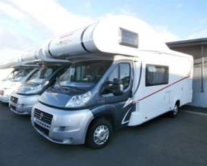 Caravan.is Motorhome Rental